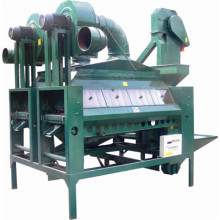 High Efficiency Factory for Air Suction Type Gravity Separator Cumin Fennel Grain Separator Machine export to Portugal Factories