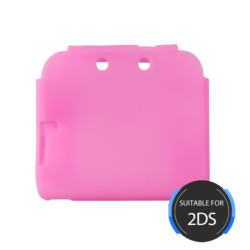 Soft Silicone Protective Skin for Nintendo 2DS