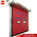 Fast Zipper Flexible PVC Shutter Self Repair Door