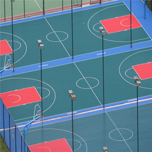 Basketball Court Surface Court Tile