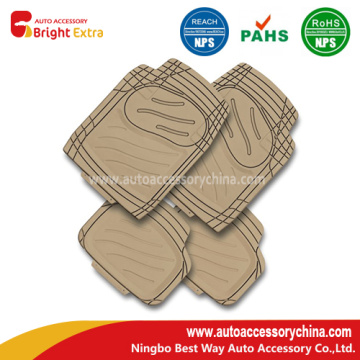 Front & Rear Mats For Car Van Trucks
