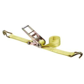 3'' / 75MM Heavy Duty Aluminum Handle  Ratchet Lashing Strap