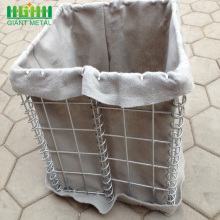 Military Galvanized Sand Wall Defensive Hesco Barriers