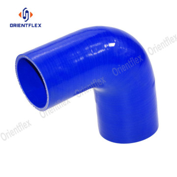Silicone coolant hose 90 degree reducing elbows
