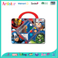 MARVEL AVENGERS 30 pieces carry art set