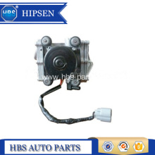 Electrical brake vacuum pump with diaphragm type