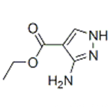 Ethyl 3-amino-4-pyrazolecarboxylate CAS 6994-25-8