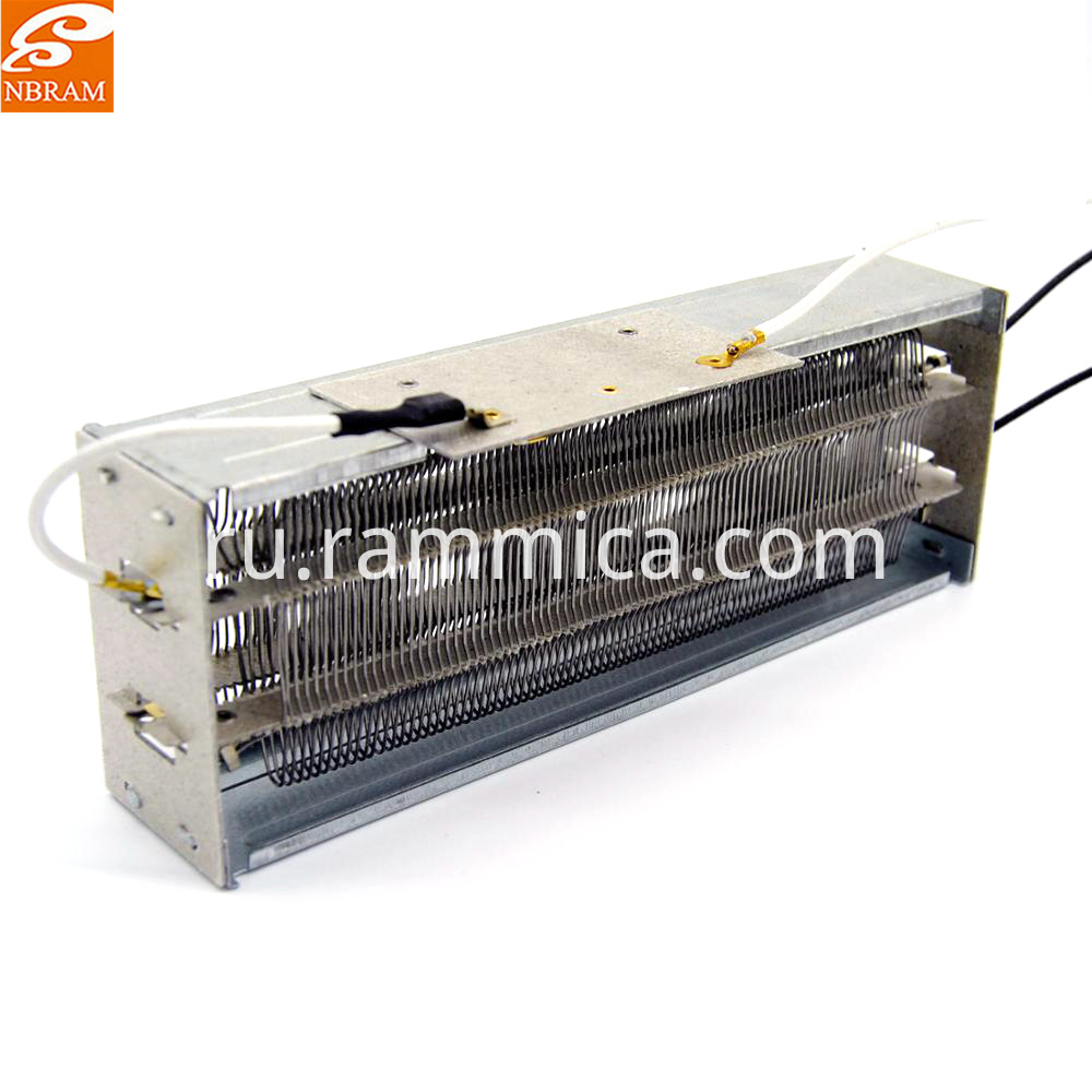 Ningbo Heating Wire Element For Fan Heater 3