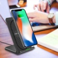 Factory Sales 10W Quick QI Standard Wireless Charger