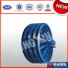 Supplier for Electric Chain Hoist Pulley forging sheave pulley machine export to Liberia Supplier