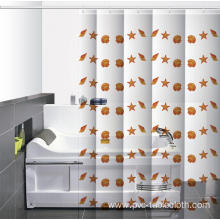 Waterproof Bathroom printed Shower Curtain Quotes
