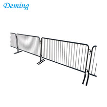 China OEM for Pipe Temporary Fence hot sale  powder coated temporary fence from China supply to Costa Rica Manufacturers