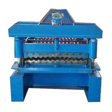 Galvanized Steel Corrugated Roof Tile Roll Forming Machine