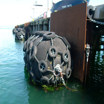 Yokohama Type Pneumatic Rubber Fenders with Strog Energy Abosorption for Fishing Boat