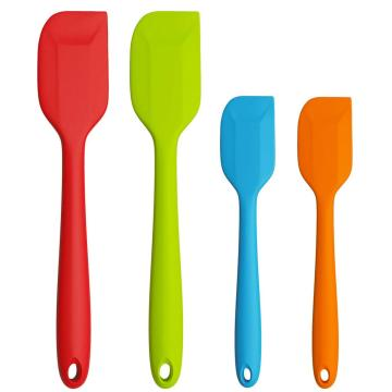 Silicone Rubber Spatula Baking Spoon Spatula Set