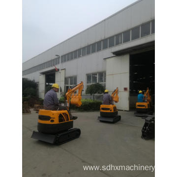 Small Mini digger 800kg Mini Excavator for Sale