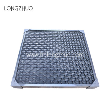 PVC Cellular Air Inlet Louver Of Square Cooling Tower