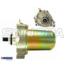 Factory Supplier for Baotian Scooter Starter Motor Aprilia Scarabeo 100 4T Starter Motor supply to United States Supplier
