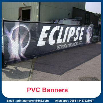 Custom Vinyl Banners for Indoor & Outdoor Advertising