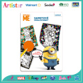 MINIONS attractive colouring set