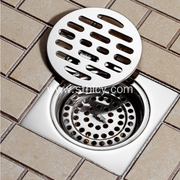 Stink-proof Stainless Steel Floor