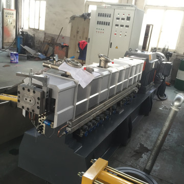 Twin Screw Pellet Extruder