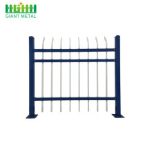 wrought iron high security fence