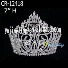 7 Inch Personalized Birthday Crown