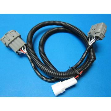 Hot sale for Offer Fog Light Harness,Fog Light Wiring Kit,Universal Fog Light Wiring Harness From China Manufacturer Car light wiring harness automotively supply to Montenegro Manufacturers