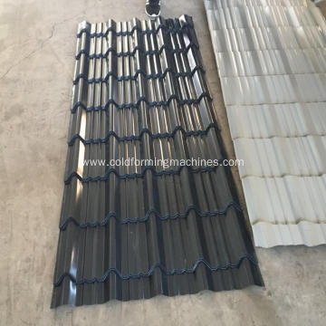 Galvanized roof panel sheets manufacturing