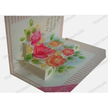 Pop-up Printing Cards, Christmas Greeting Cards