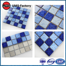 Customized pool mosaic tiles for sale