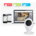 Mini Wireless Nanny IP Camera with Motion Detection