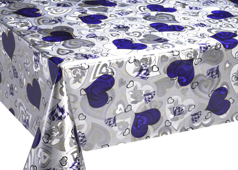 Double Face Silver Coating Tablecloth
