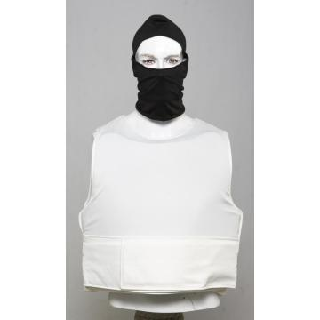 White Personal-protective Anti-stab & Bulletproof Vest