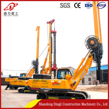 High quality 20m crawler pile machine