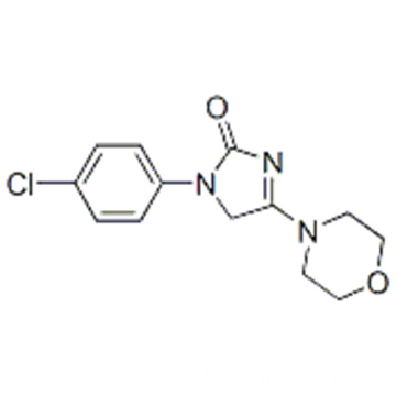 2H-Imidazol-2-on, 1- (4-chlorphenyl) -1,5-dihydro-4- (4-morpholinyl) - CAS 188116-07-6