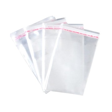 Punched Blank Opp Self-adhesive Bag