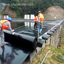 High Quality 1mm HDPE Impermeable Geomembrane