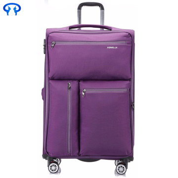 Cheap eva zipper suitcase