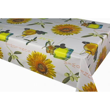 Elegant Tablecloth with Non woven backing at Michaels