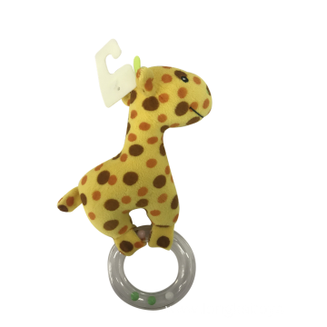 Spotted Deer Rattle Baby Toy