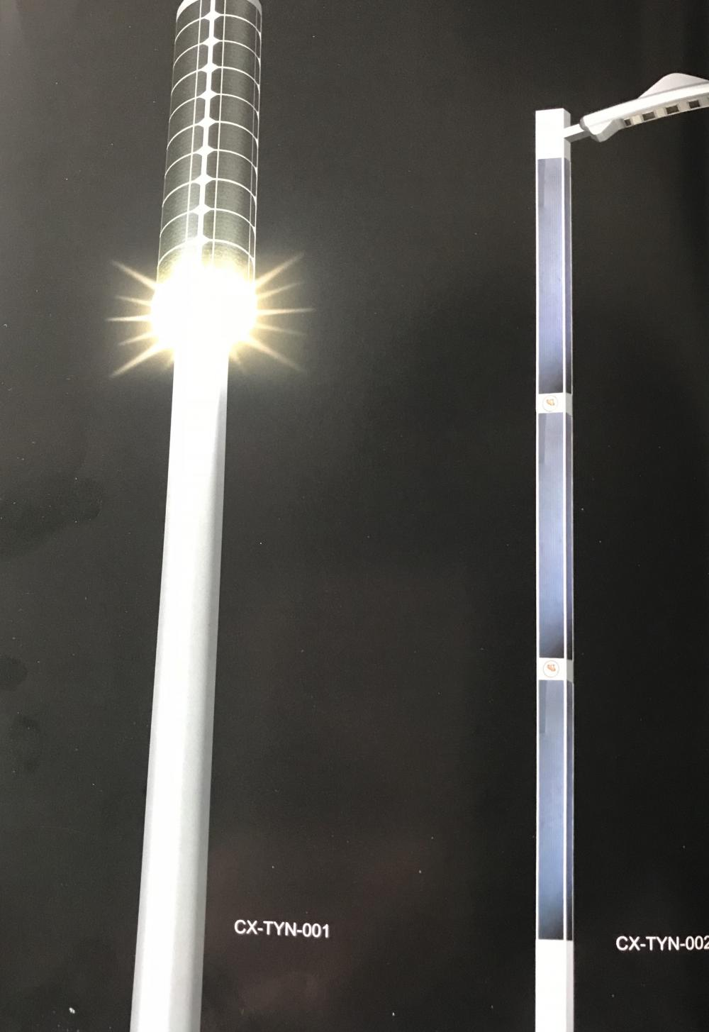 Lithium-ion Battery Solar Street Lamp