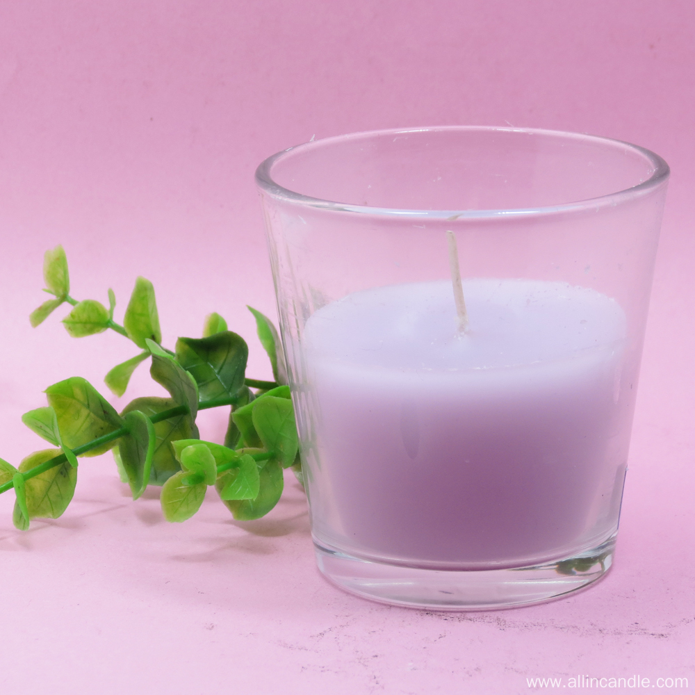 Jar Type for Parties Use Aroma Candle