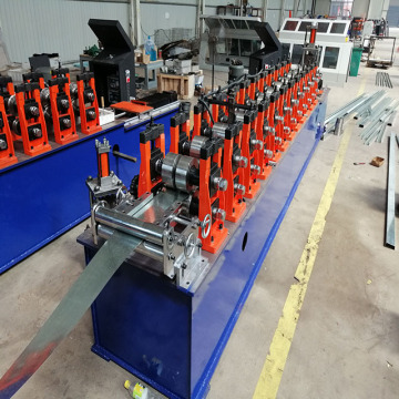 U Roof Use Building Forming Machine