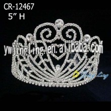 Rhinestone Pageant Crowns cr-12467