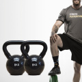Regular Fitness Workout Kettlebell