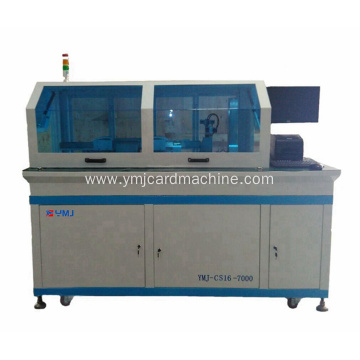 Full Auto Card Picking and Sorting Machine