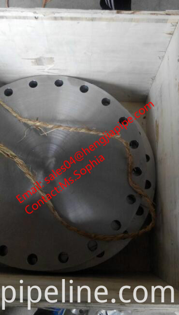 RF forged Blind Flange