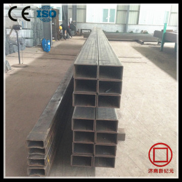 Black Square Pipe/Square Steel Pipe